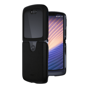 Leather case for razr (5G)