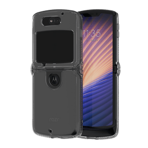 EvoClear case by Tech21 for razr (5G)