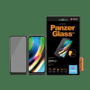 PanzerGlass™ Screen Protector for Moto g9 Plus